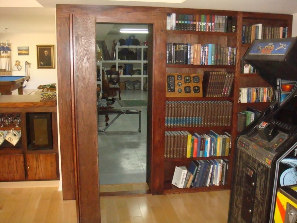 Hidden Door-Secret Room-Emergency Plan & Hidden Rooms: 4 Reasons to Include a Secret Room in Your Emergency ... pezcame.com